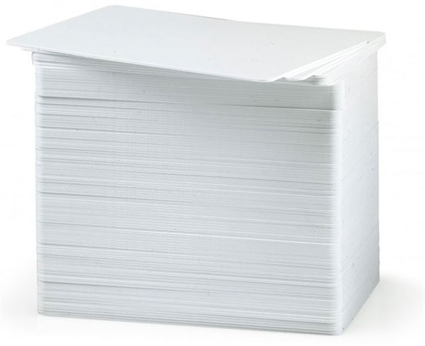 Zebra - tarjetas - 500 uds. - CR-80 Card (85.6 x 54 mm)